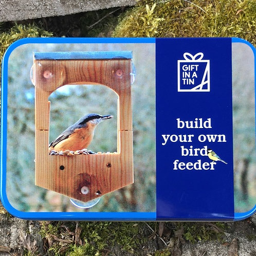Gift in a Tin: Bird Feeder