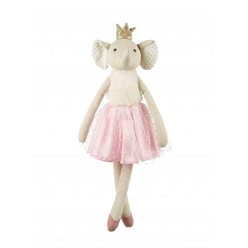 Elephant Fabric Doll