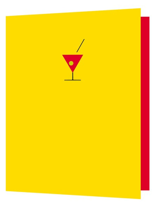 Bright New Things 'Cocktail' Card