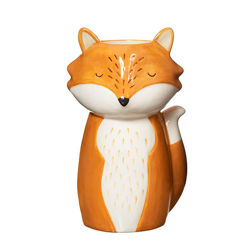 Finley Fox Vase by Sass & Belle
