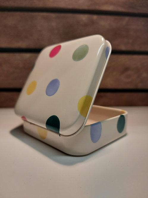 Polka Dots Design Tin by Emma Bridgewater