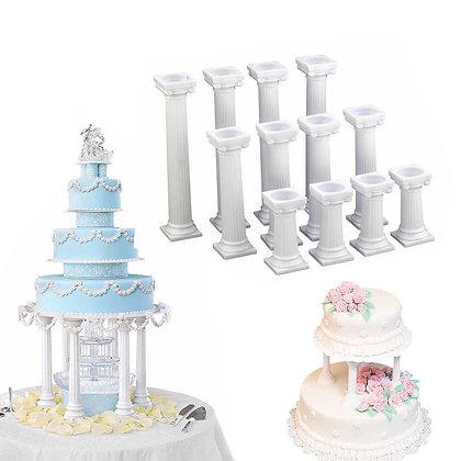 Grecian Cake Pillars, 12.5cm