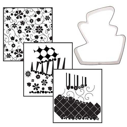 AC Cookie Cutter Texture Set - Whimsy Cake