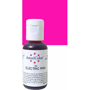 Americolor Gel Electric Pink 0.75 oz