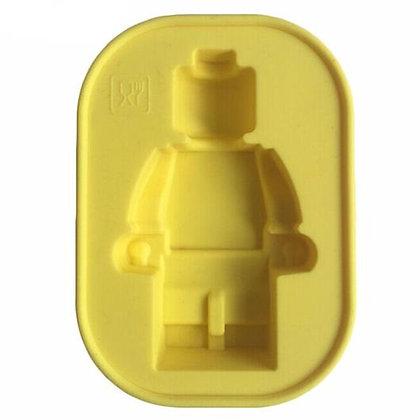 Lego Man, Single Silicone Mold