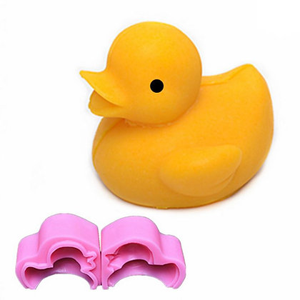 3D Rubber Duckie Silicone Mold