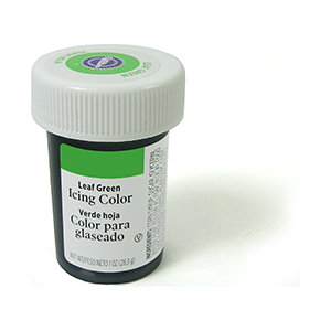 Wilton Icing Color 1oz - Leaf Green