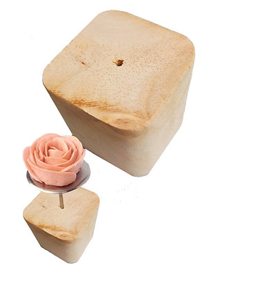 Flower Nail Stand