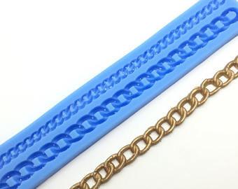 Chain Silicone Mold