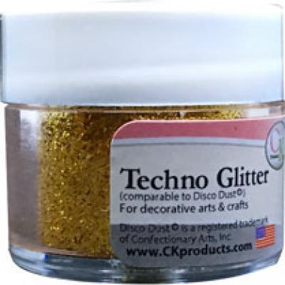 Disco Glitter - Gold