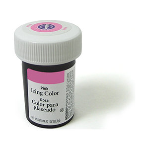 Wilton Icing Color 1oz - Pink