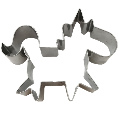 Cake Connection Cookie Cutter Series: Unicorn Pointy Legs 3-5/8""