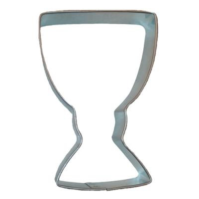 Cookie Cutter: Kiddush Cup 3-1/4""