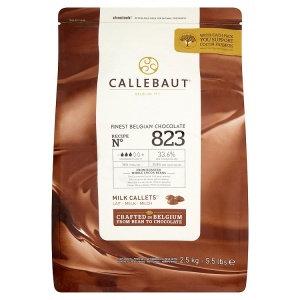 823 Milk Couverture Chocolate 2.5kg
