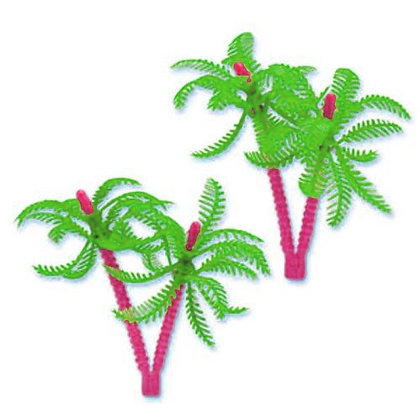 Palm/Coconut Tree Picks 5 pcs