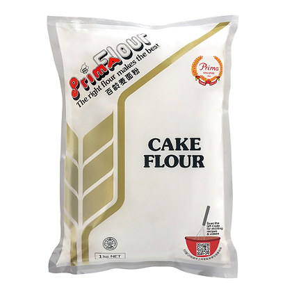 Cake/ Low Protein Flour, 1KG (Prima)