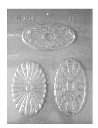 Plaque Mold 43-9474