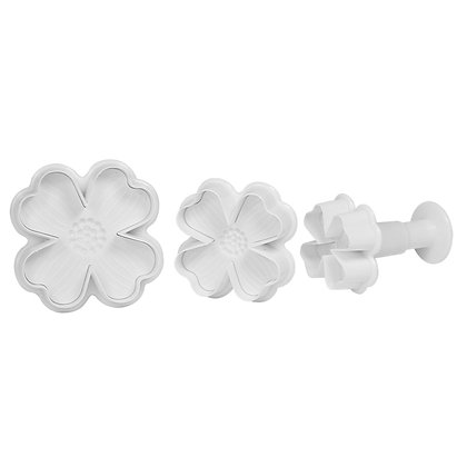 Dogwood Plunger Cutter Set of 3