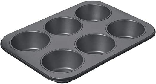 6 Cavity Non-stick Muffin Pan