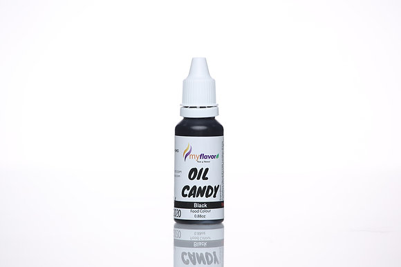 My Flavor Oil Candy 0.88oz - Black