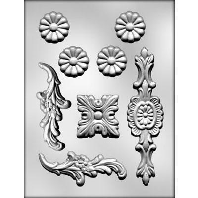 Baroque Mold 43-9471