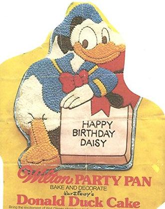 Donald Duck Full Body