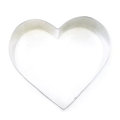 Cookie Cutter: Heart 3""