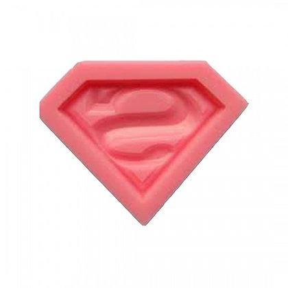 Superman Logo Silicone Mold