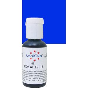 Americolor Gel Royal Blue 0.75 oz