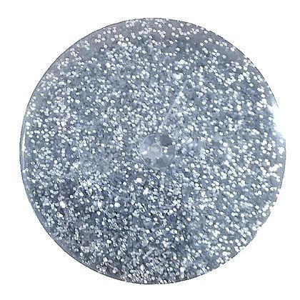 Disco Glitter - Silver