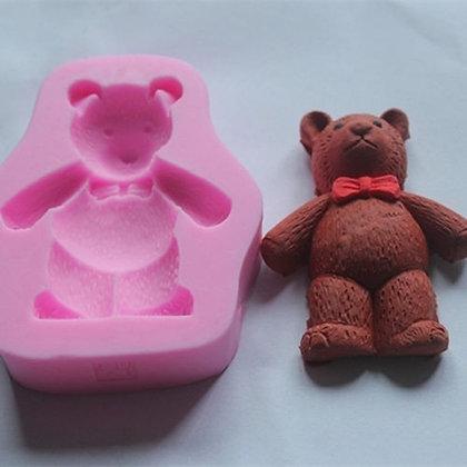Teddy Bear, Whole Body Silicone Mold