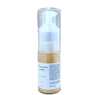 Powder Pump - Gold