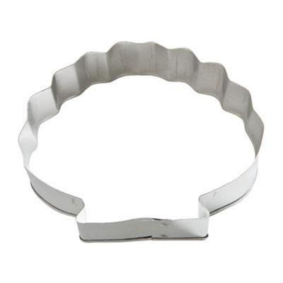 Cookie Cutter: Seashell 3½""