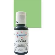 Americolor Gel Avocado 0.75 oz