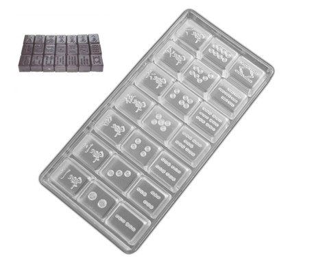 Mahjong Chocolate Mold #2