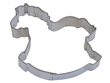 Cookie Cutter: Rocking Horse 4""