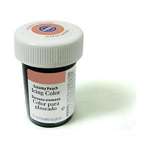 Wilton Icing Color 1oz - Creamy Peach