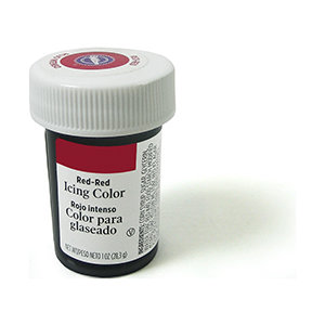 Wilton Icing Color 1oz - Red-Red