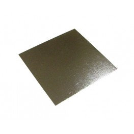 Cake Boards, Square (Silver) 8 in x 2 mm