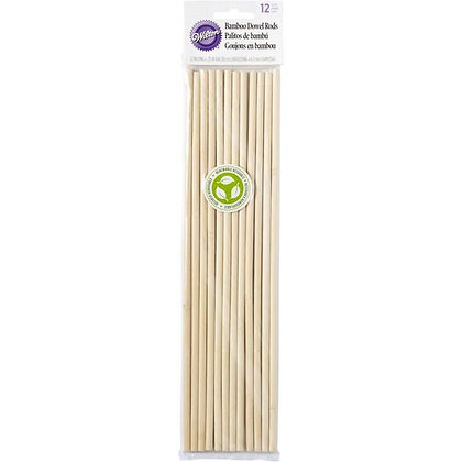 Wilton Bamboo Dowel Rods