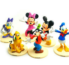 Disney's Mickey & Friends Cake Topper Set of 6