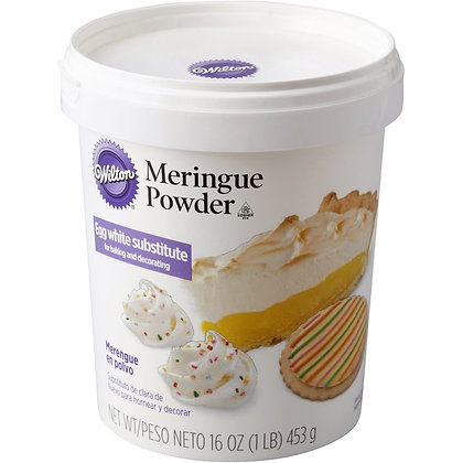 Wilton Meringue Powder 453g (16oz)