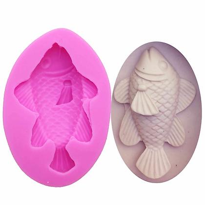 Fish Silicone Mold