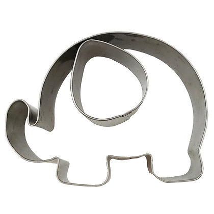 """Cake Connection Cookie Cutter Series: Baby Elephant: 3.25"""""""