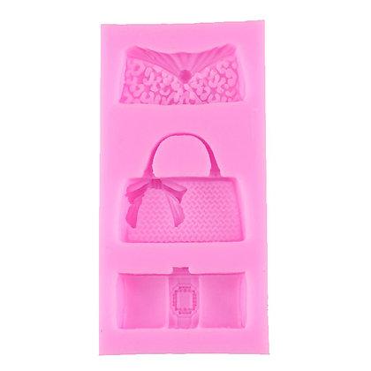 Handbag Silicone Mold