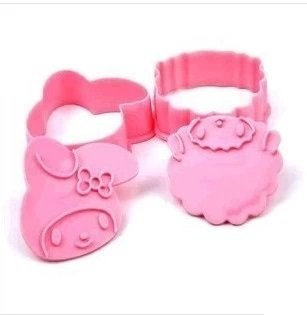 My Melody Cutter/Embosser Set of 2