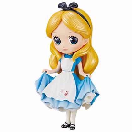 Disney's Q Posket Alice Figurine