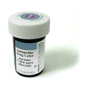 Wilton Icing Color 1oz - Cornflower Blue