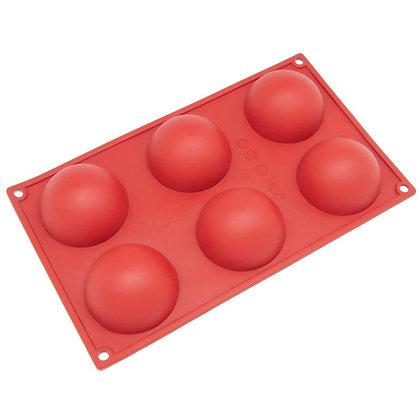 Half Sphere/ Ball Silicone Mold