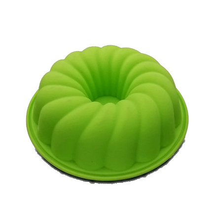 Mini Bundt/ Fluted Silicone Mold, 4.75 inch